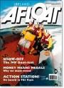 Cover picture on Afloat Magazine Jan/Feb 2001 © Bob Bateman