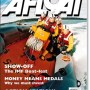 Cover picture on Afloat Magazine Jan/Feb 2001 © Bob Bateman